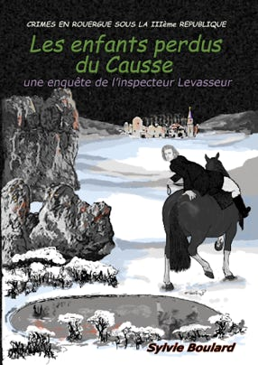 Les enfants perdu du Causse | Sylvie Boulard